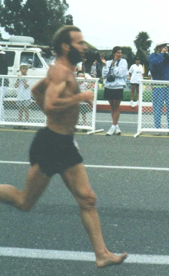 Ken Bob Saxton, Surf City Run (1998 July 4) Huntington Beach CA