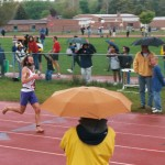 Barefoot Ken Bob (2003 May 24) Bayshore Marathon, Traverse City MI