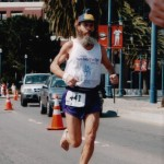 Ken Bob Saxton, San Francisco Marathon (2003 July 27)
