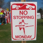 No Stopping, Boston Marathon (2005)