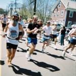 Barefoot Ken Bob, Boston Marathon (2005)