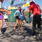 Zarah dancing