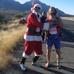 Santa and Ken Bob