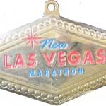 Medal, Las Vegas Marathon (2006 December 10) Las Vegas NV
