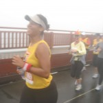 another person with a propellor hat (2007 July 29) San Francisco Marathon