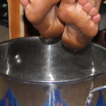 add feet
