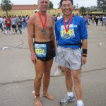 Rock 'n' Roll Marathon San Diego (2009 May 31) Saxton