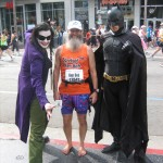 Joker, Ken Bob (a batty joker himself), and Batman