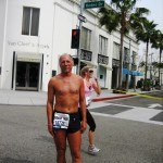 Todd haning around on Rodeo Drive