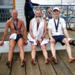 Todd, Ken Bob, Chris