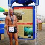 Todd at Santa Monica Pier