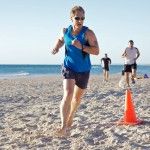Finish line in sight 2011 March 20 Henley Beach Bash