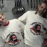 My Roadies; Flo Saxton, Pat Saxton, Running Barefoot 2003 Summer Tour