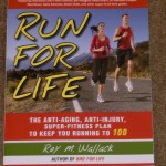 Run for Life, front cover
