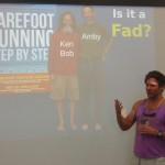 Roy Wallack presents Barefoot Running Step by Step in Grand Rapids, Michigan