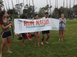 Naked Foot 5K Race (2011 May 21) Santa Barbara CA