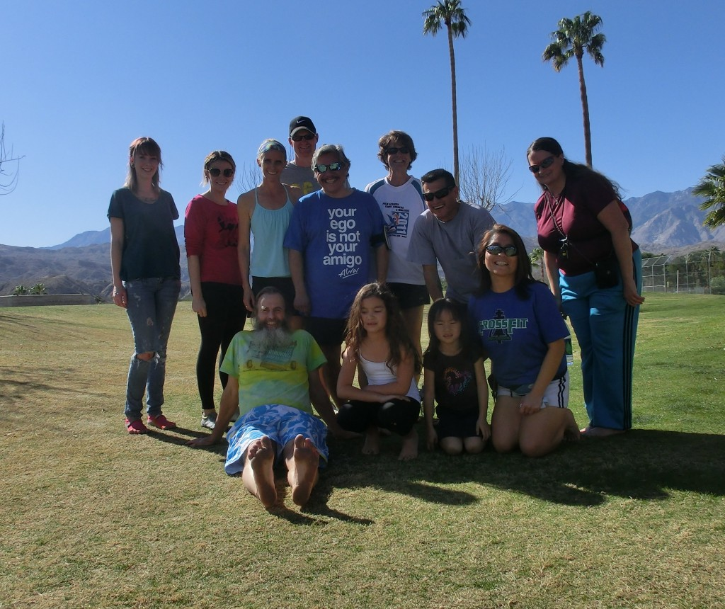 Marywood Palm Valley School Cross Country, Palm Springs CA