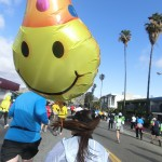 Happy Face (2012 March 18) Los Angeles Marathon