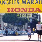 Herlinda Xol #F15 Los Angeles Marathon 2002 March 3 Los Angeles CA