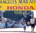 Los Angeles Marathon (2002 March 3)