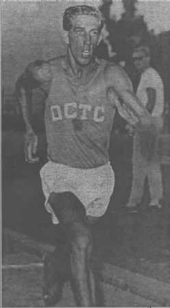 Vince Sweetser - Palos Verdes Marathon 1970