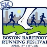 Boston Barefoot Running Festival - Logo