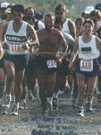 Ken Bob Saxton Bib251 Switchback Challenge 10K (1998 August 2) Hacienda Heights CA
