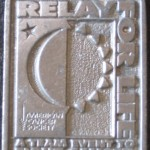 Medal -side A (1997 June 20-21) Relay for Life