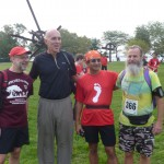 NYC Barefoot Run (2011-09-24-25) photo courtesy Ivan Olarte (ivanolarte@comcast.net)