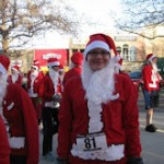 Plump Runner - Santa Run
