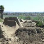 The Half-Pipe Play-Fun-Drill requires specially constructed terrain … or a wide ditch will do as well.