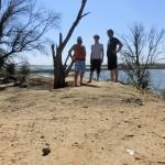 Ken Bob, Daniel, and Seth