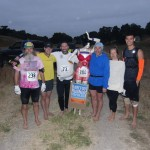 Ken Bob and friends (2011 May 13-15) Born to Run Ultramarathons, Los Olivos CA