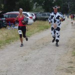 Udderly serious (2011 May 13-15) Born to Run Ultramarathons, Los Olivos CA