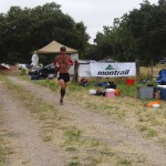 Patrick Sweeney (2011 May 13-15) Born to Run Ultramarathons, Los Olivos CA