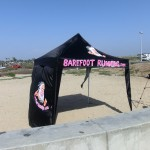 Barefoot Running canopy (2012 May 6) IBRD, Huntington Beach CA