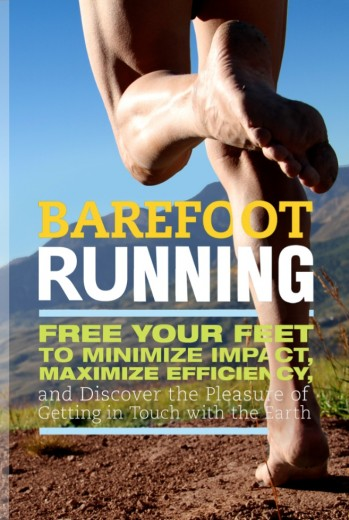 Barefoot Running DVD Advanced Cover