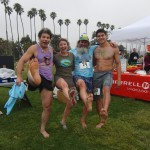 Naked Foot 5K (2012 October 27 Saturday) Santa Barbara California