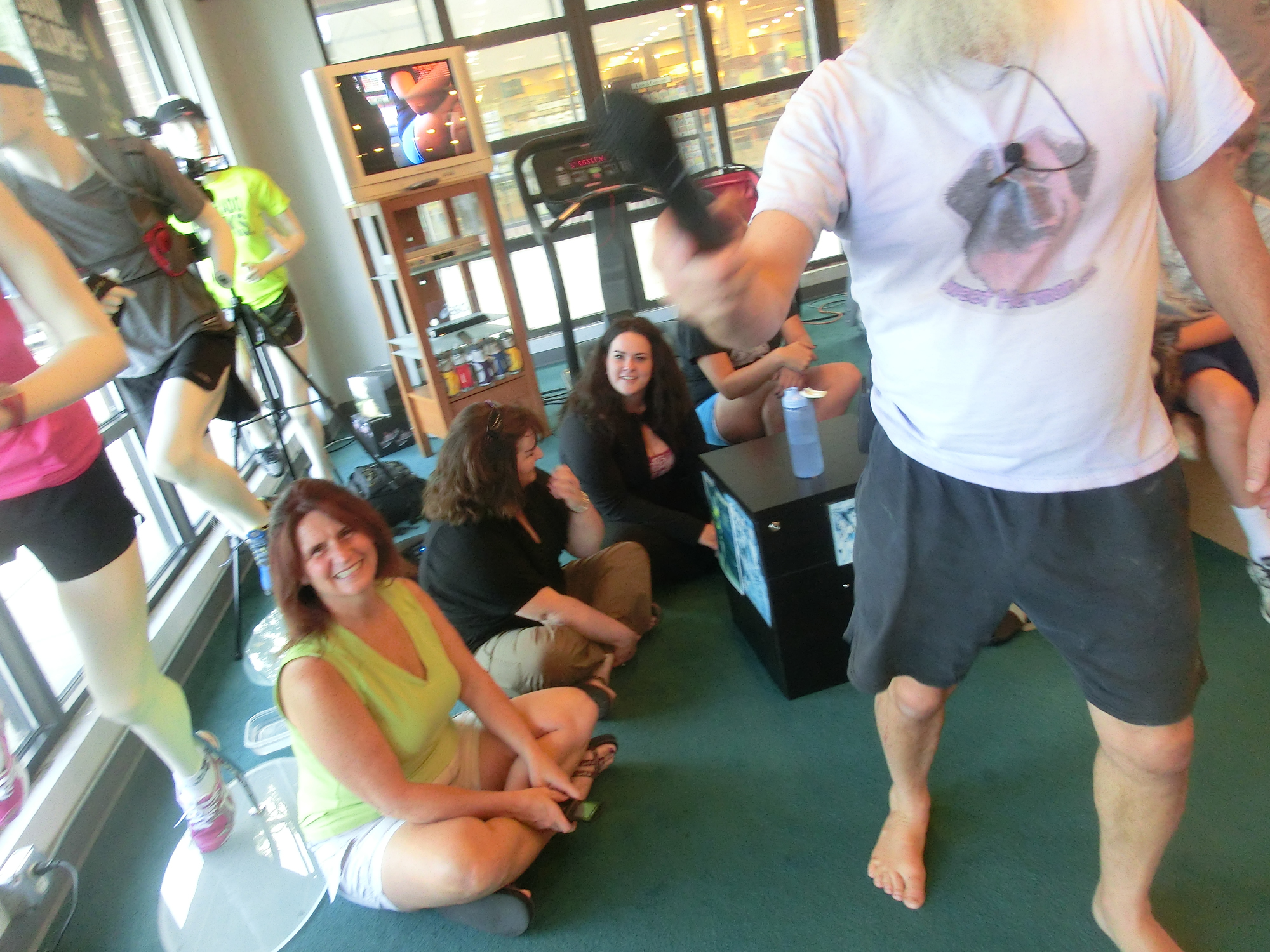 2012-07-20 Ken Bob at Boulder Running Company, Littleton CO