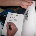Ken Bob auto-foot-print graphing a copy of Barefoot Running Step by Step for Eva
