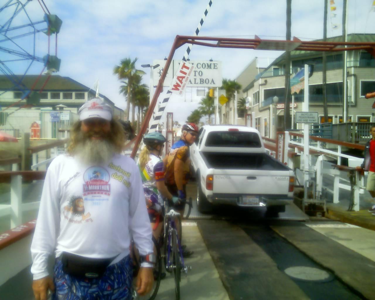 Ken Bob, Balboa Ferry, CA