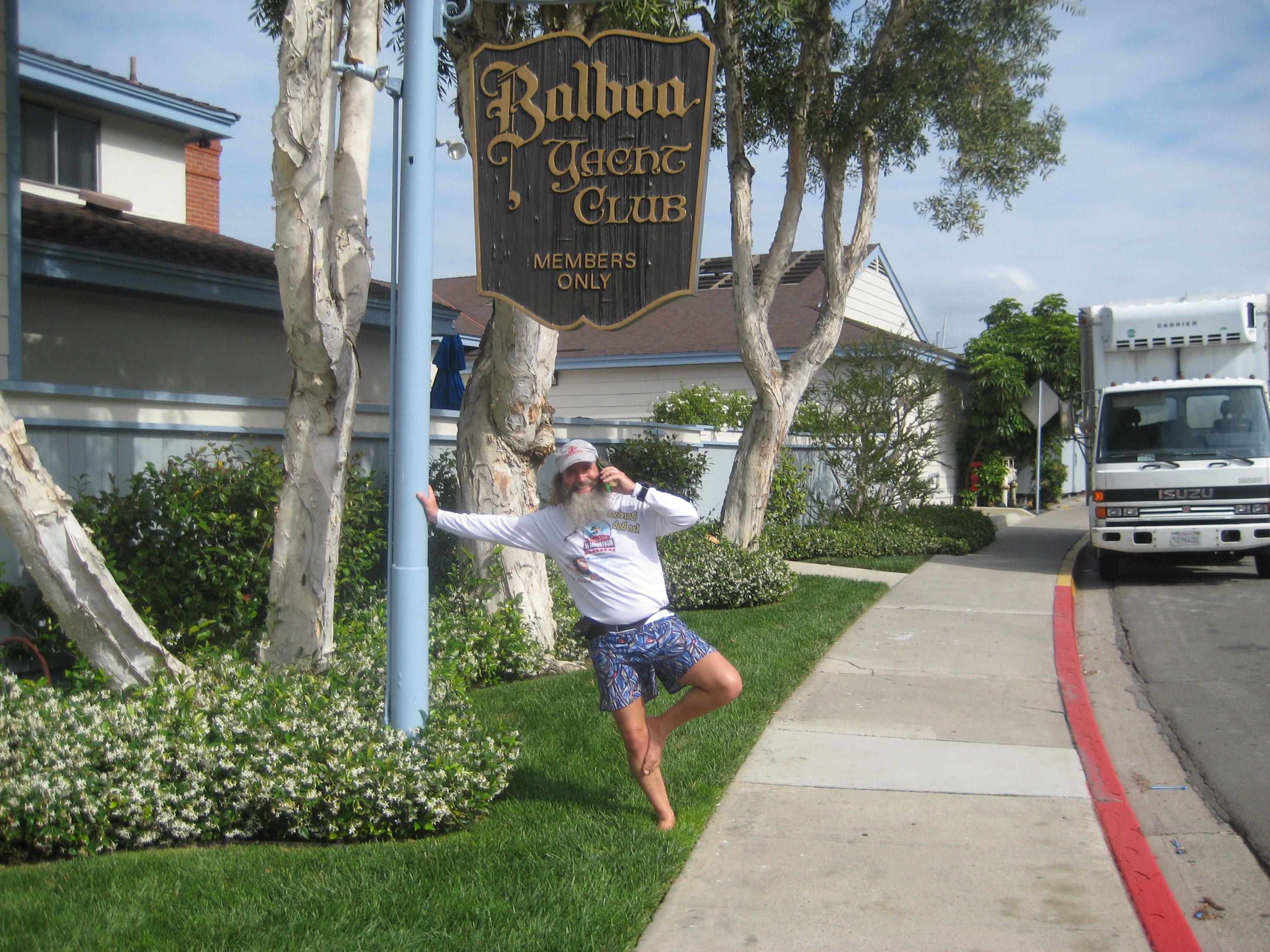 Ken Bob, Balboa Yacht Club