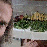 Ken Bob's raw Vegan smorgasbord (2003 July 1) Grand Ledge CT