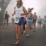 foggy Ken Bob, San Francisco Marathon (2003 July 27)