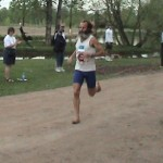 Ken Bob running Air Life Memorial Race (2003 May 18) Littleton CO