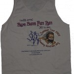 race tank top from Bare Buns Fun Run (2003 July 13) Issaquah WA