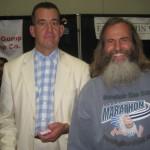 Forrest Gump and Ken Bob
