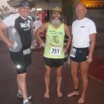 Brent, Ken Bob, and Todd