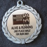 Alive and Running 10K (with a fractured metatarsal?)