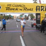 Barefoot Todd hopes to complete his 300th marathon on 2013 January 20 at the Arizona Rock 'n' Roll marathon